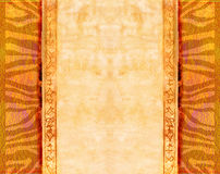 African traditional patterns Royalty Free Stock Images