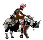 African traditions Royalty Free Stock Photography