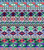 African-tribal-art pattern Royalty Free Stock Images