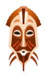 African tribal mask Stock Photos