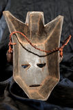 African Tribal Mask - Luba Tribe Royalty Free Stock Photo