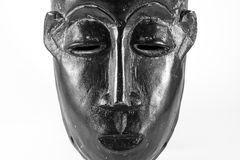 African Tribal Mask Stock Images