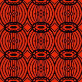 African Tribal Pattern Stock Photography