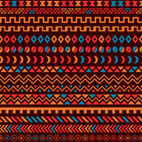 African Tribal Pattern Ethnic ornament Royalty Free Stock Photos