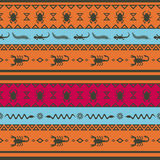 African Tribal Pattern Ethnic ornament Royalty Free Stock Image