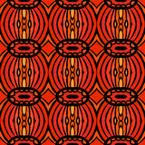 African tribal pattern Royalty Free Stock Images