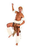 African tribesman Stock Image
