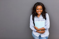 African university girl Stock Images