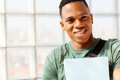 African university student Stock Image
