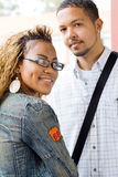 African university students Royalty Free Stock Photography