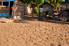 African village life Stock Images