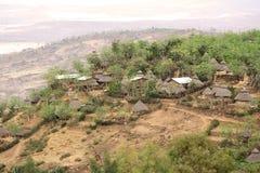 African village Stock Photo