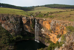 African waterfall Royalty Free Stock Image