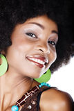 African woman Royalty Free Stock Photography