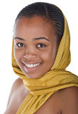 African woman Stock Photography