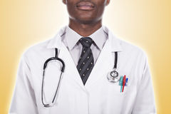 African young doctor Stock Photos