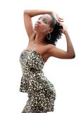 African young woman Stock Images