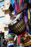Africano Fotografia Stock Libera da Diritti