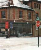 Africano Art Center y YMI Asheville, Carolina del Norte foto de archivo