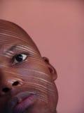 Africano del hombre Foto de archivo libre de regalías