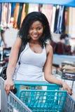 Africano do estilo de vida Fotografia de Stock