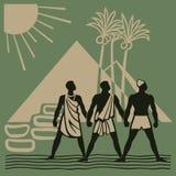 Africanos unidos libre illustration