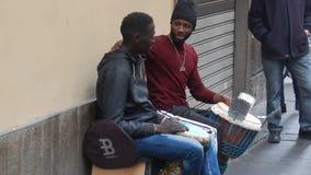 Africanos y Neapolitans