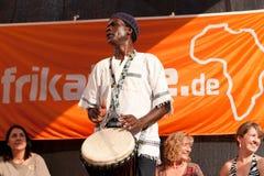 Africatage, Heidelberg Stock Image