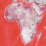 Afrika arkivfoto