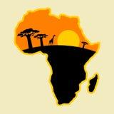 Afrika Royalty-vrije Stock Foto