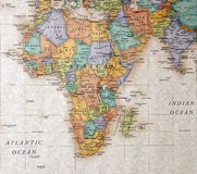 Afrika Royaltyfri Bild