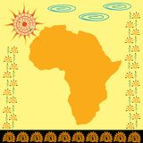 afrika Stock Afbeeldingen