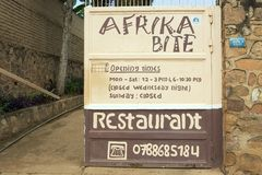 Afrika Bite Royalty Free Stock Photography