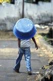 AFRIKA COMOROS ANJOUAN Royaltyfria Bilder