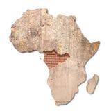 Afrika Royalty Free Stock Photography