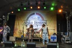 Afrika-Festival, Graz 2013 Lizenzfreie Stockfotos