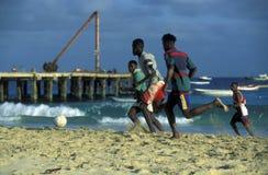 AFRIKA KAP VERDESAL Arkivfoto
