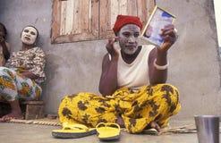 AFRIKA KOMOREN ANJOUAN Lizenzfreies Stockfoto