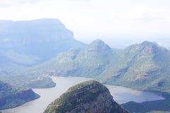 Afrika-Landschaft stockbild