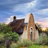 Afrika lopp, Naankuse loge, Namibia Royaltyfria Bilder
