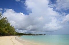 Afrika, malerischer Bereich von Mont Choisy in Mauritius Lizenzfreie Stockfotos