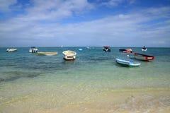Afrika, malerischer Bereich von Mont Choisy in Mauritius Lizenzfreies Stockfoto