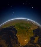 Afrika nachts vektor abbildung
