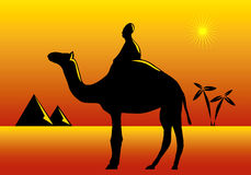 Afrika-Thema Stockfoto