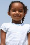 Afrikaans Amerikaans Kind Stock Afbeelding