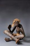 Afrikaans Art. Stock Foto's