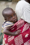 Afrikaans kind Royalty-vrije Stock Afbeelding