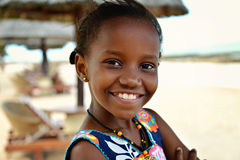 Afrikaans kind Royalty-vrije Stock Fotografie