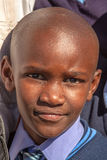 Afrikaans kindportret Stock Foto's
