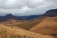 Afrikaans landschap toneel Royalty-vrije Stock Fotografie